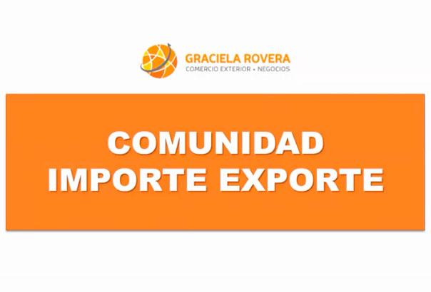 1º Encuentro comunidad programa IMPORTE-EXPORTE
