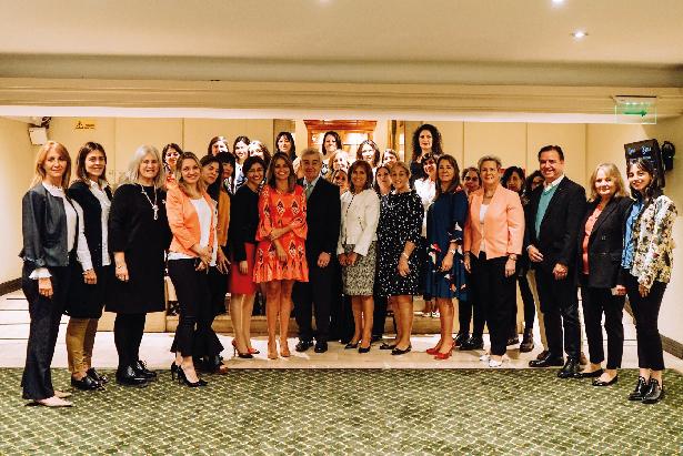 Mujeres Empresarias realizaron misión comercial a Chile
